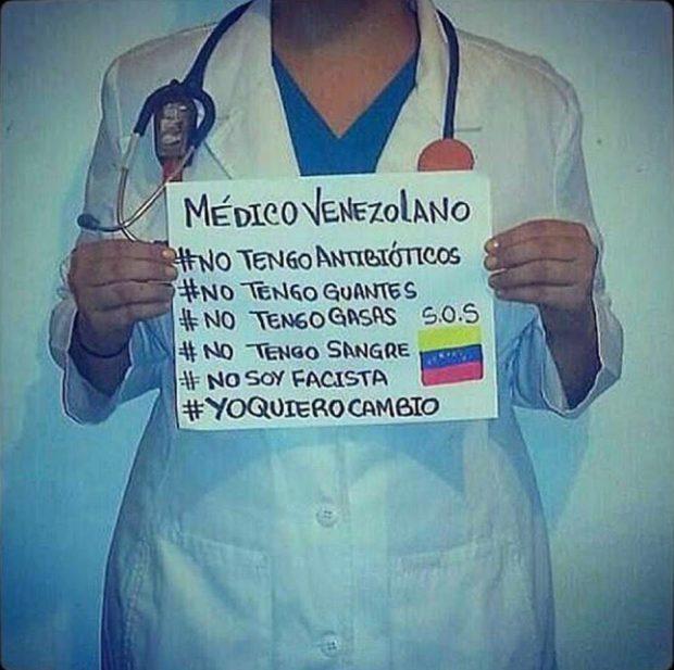 Sanidad-Venezuela