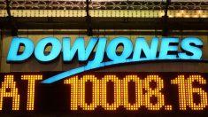 El Dow Jones cumplió 122 años en Wall Street recientemente.