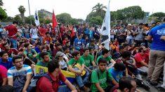 Protestas en Venezuela contra las políticas de Maduro (Foto: AFP)