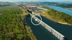 El nuevo Canal de Panamá.