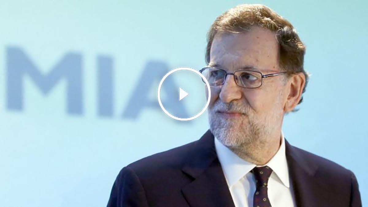 Rajoy este sábado en Sitges (Foto: Efe).