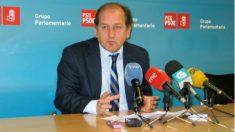 Xoaquín Fernández Leiceaga, nuevo candidato del PSOE gallego a la Xunta. (PSdeG)