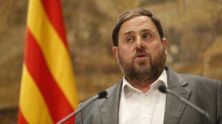 El vicepresidente del Govern, Oriol Junqueras (Foto: Efe)