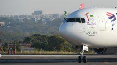 Un Boeing 767 de Latam. (AFP)