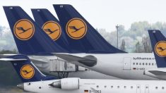 Aviones de Lufthansa. (Foto: AFP)