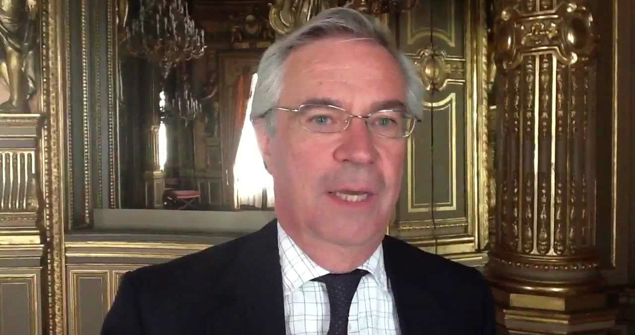 Charles Powell, director del Instituto Elcano.
