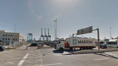Puerto de Algeciras (Foto: GOOGLE STREET VIEW).