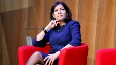La alcaldesa de París, Anne Hidalgo. (Reuters)