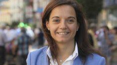 La alcaldesa de Getafe, Sara Hernández Barros. (Foto: EFE)