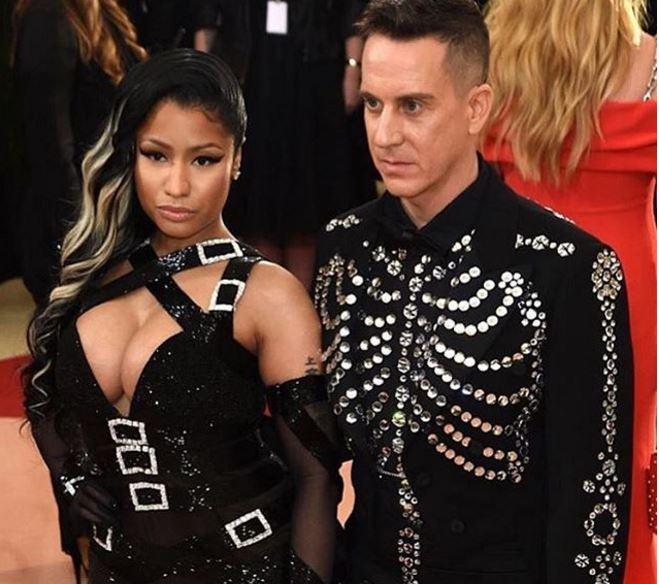 Nicki Minaj Gala Met 2016 (Instagram)