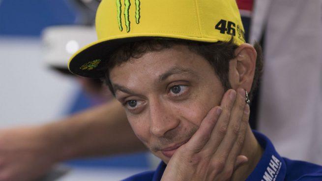 Rossi: «De entrar antes podría haber sido quinto o sexto máximo»