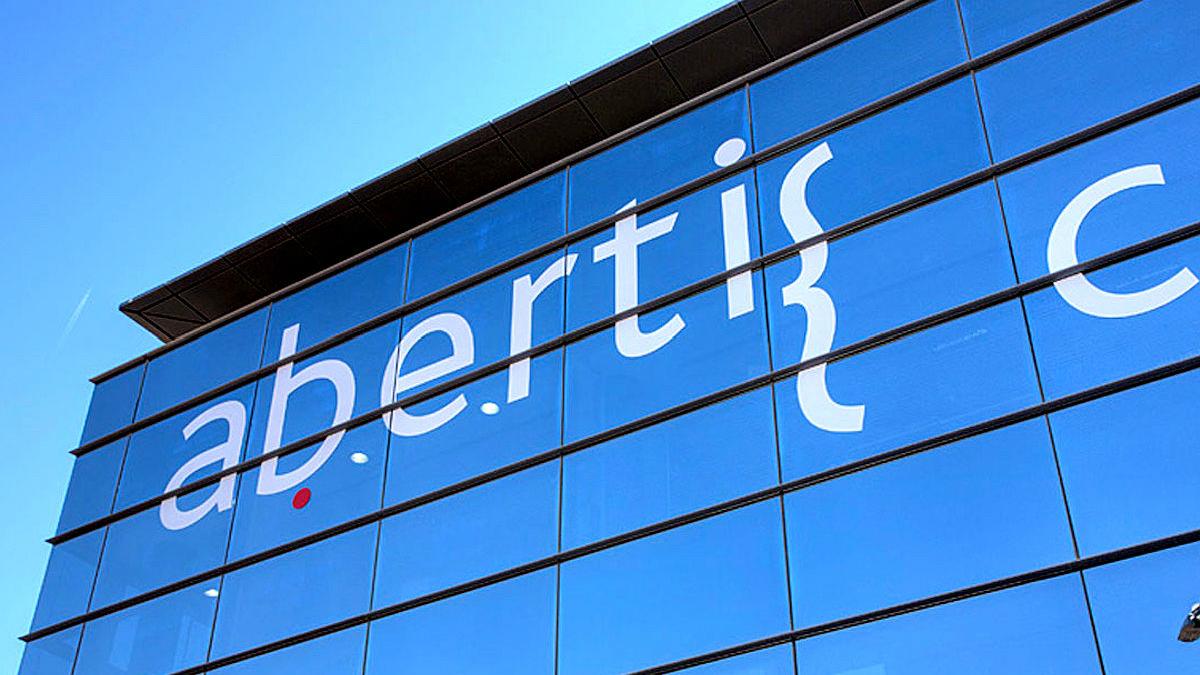 Edificio de Abertis.