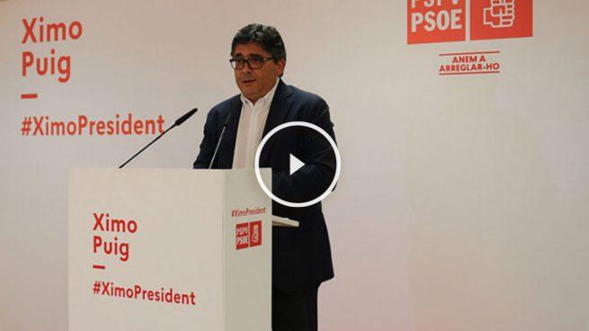 Puig quiere que Alfred Boix encabece la lista del acuerdo con Podemos y Compromís para el Senado