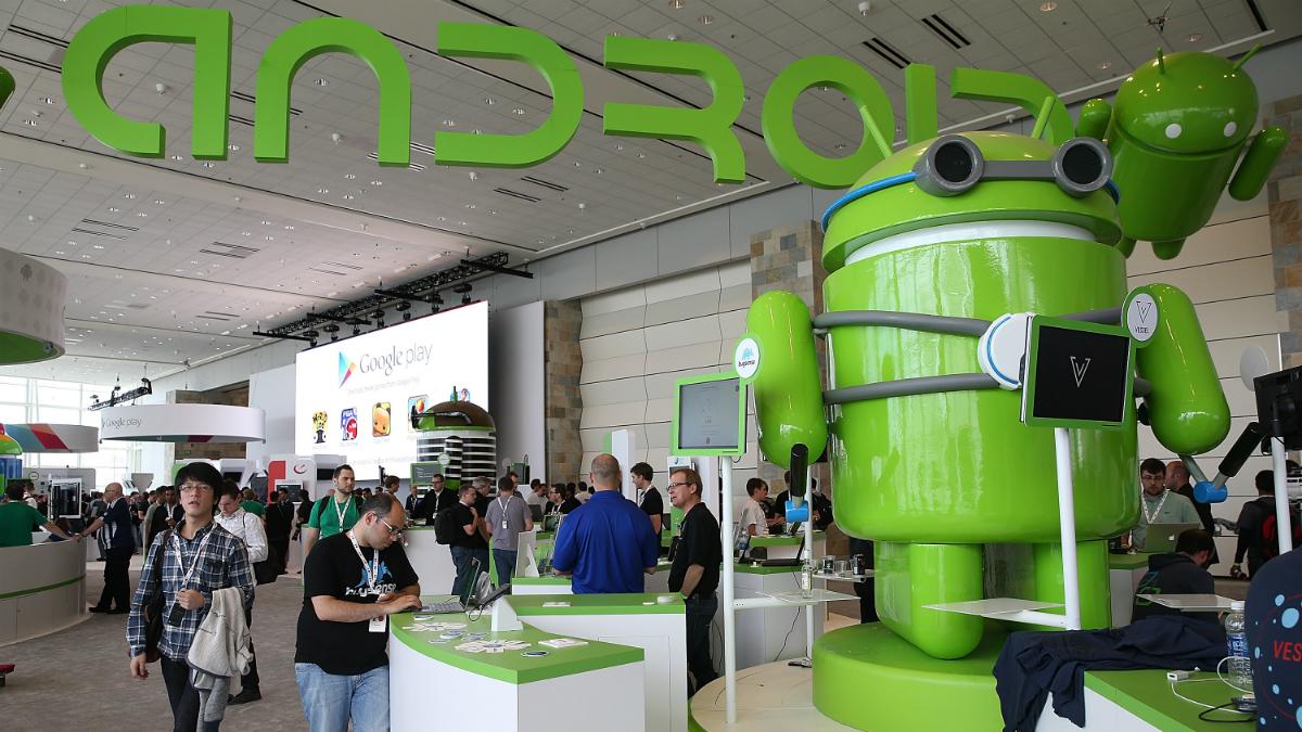 Evento de Android en San Francisco (Foto: GETTY).