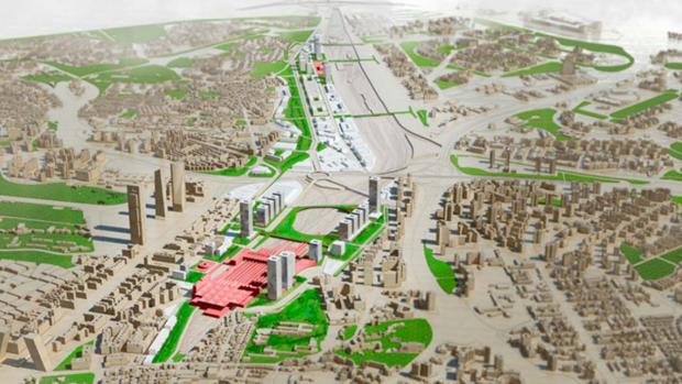 Plan 'Madrid, Puerta Norte'