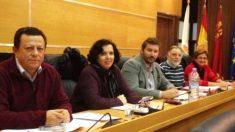 Los cinco concejales expulsados por Ciudadanos (Foto: Twitter)