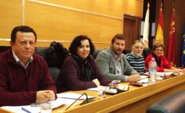 Ciudadanos expulsa a sus cinco concejales en Molina en Murcia por «incumplir la disciplina del partido»