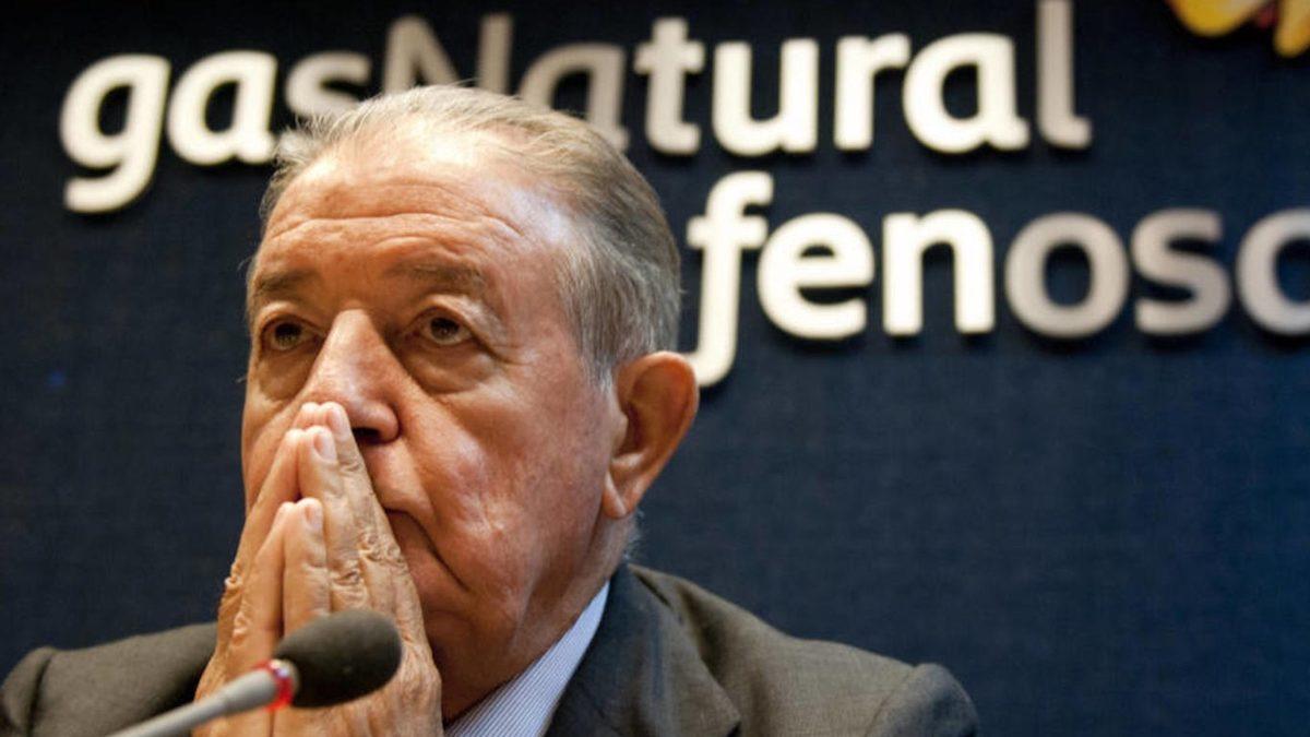 El ex presidente de Gas Natural Fenosa, Salvador Gabarró. (Foto: EFE)