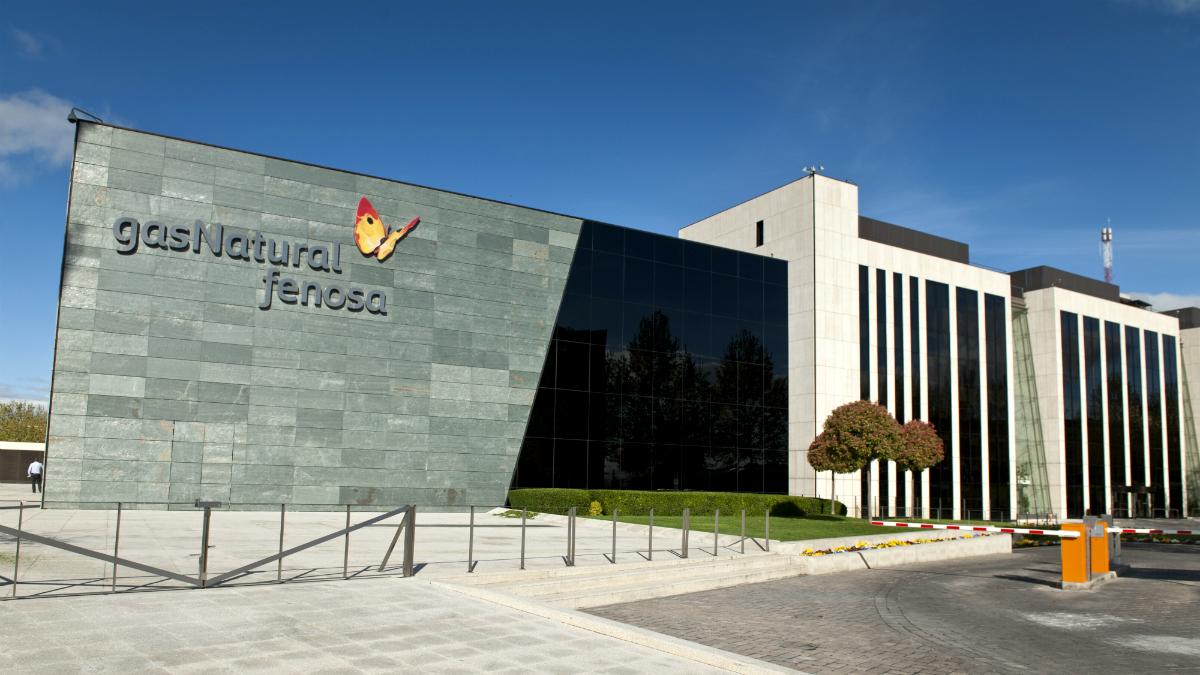 Sede de Gas Natural Fenosa en Madrid (Foto: Gas Natural Fenosa).