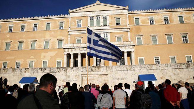 Doble manifestación en Atenas contra las reformas de Tsipras para cumplir con Europa y el FMI