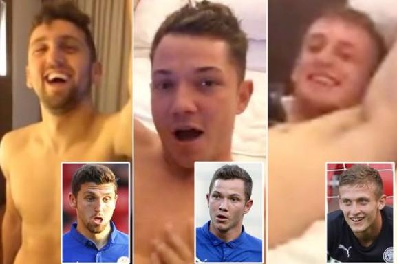 Tres jugadores del Leicester fueron pillados con prostitutas.
