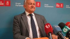 Méndez Romeu, precandidato a las primarias del PSdeG. (Foto: PSOE)