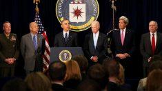 Obama ofrece un discurso en la sede de la CIA (Foto: Getty)