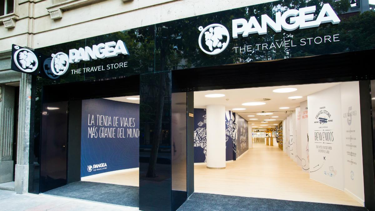 Establecimiento de Pangea.