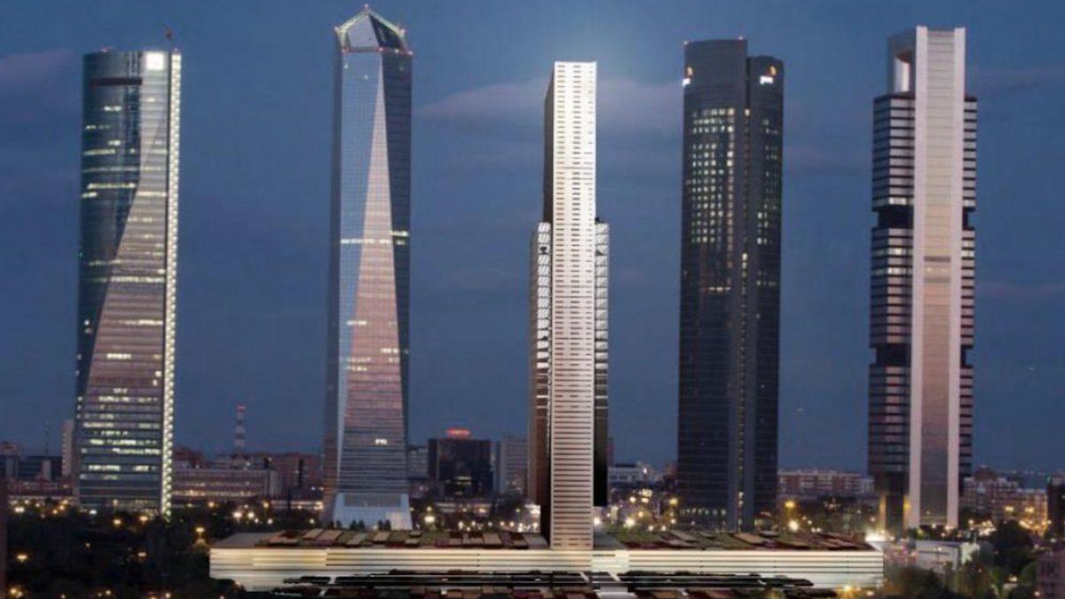 OHL despeja la incógnita: será la constructora del nuevo rascacielos de Villar Mir