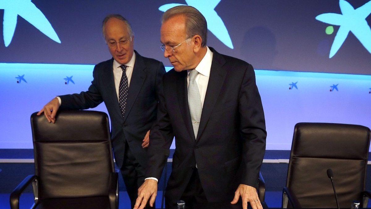 El presidente de Fundación Bancaria «la Caixa», Isidre Fainé. (Foto: EFE)