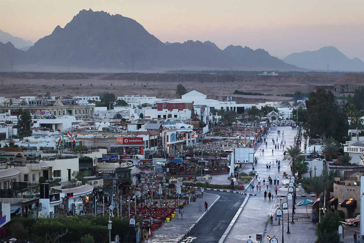 Península del Sinaí (Foto: Getty)