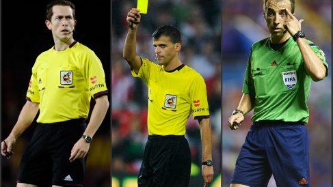 González González, Gil Manzano y Fernández Borbalán, en el punto de mira.