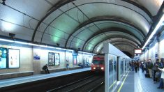 Metro de Barcelona (Foto: Ingolf, con licencia CC BY-SA 2.0).