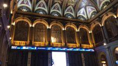 Bolsa de Madrid (Foto: AJC).