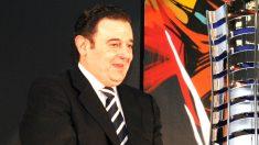 Gerardo Camps en una imagen de 2010 (Foto: Getty).