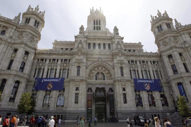 El Palacio de Cibeles en 2014. (Foto: Madrid)