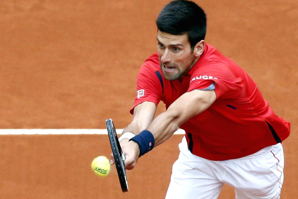 Djokovic, campeón del Mutua Madrid Open. (EFE)
