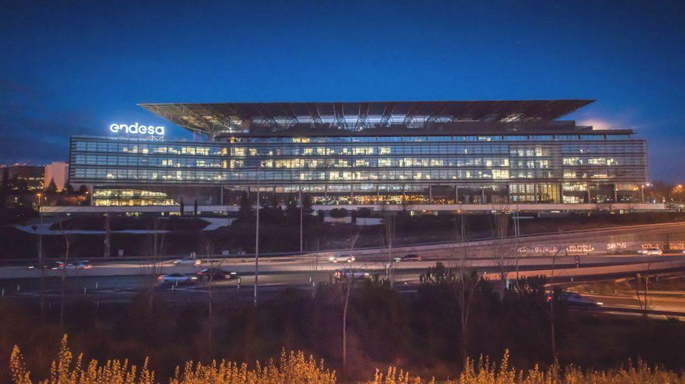Sede de Endesa en Madrid (Foto: ENDESA).