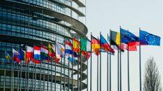 Sede del Parlamento Europeo en Estrasburgo.