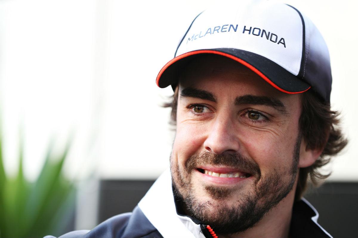 Fernando Alonso puntuó en Rusia. (Getty)