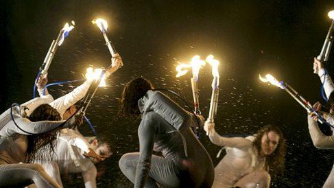 Los espectáculos de la compañía La Fura dels Baus se caracterizan por su espectacularidad y su gran puesta en escena. (Foto: Agencias)