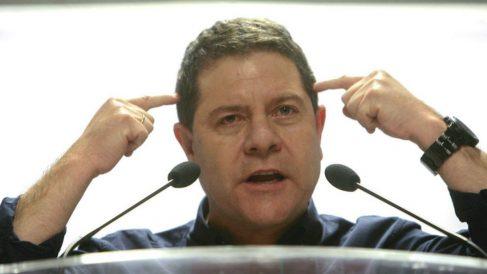 Emiliano García Page. (Foto: EFE)