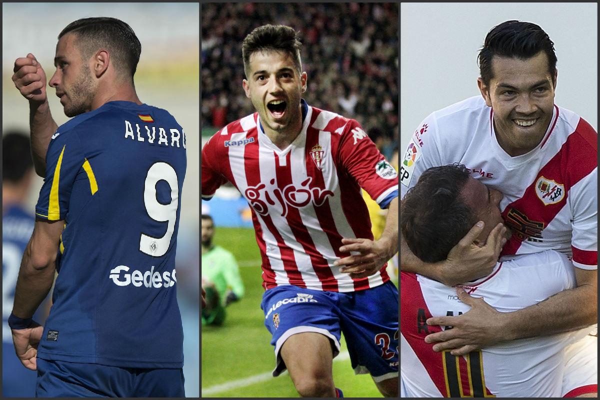 Getafe, Sporting y Rayo se juegan la salvación en la última jornada.