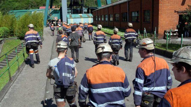 Mineros de Hunosa
