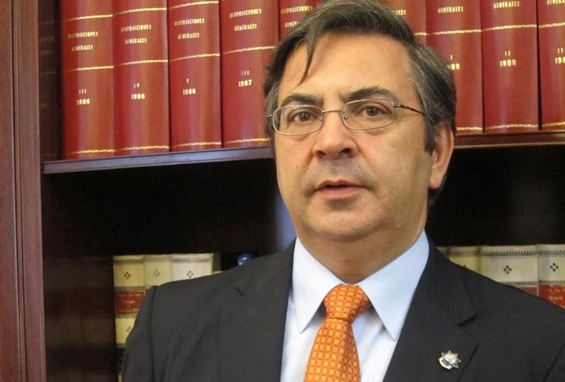 Javier Polo, fiscal jefe de Madrid. (Foto: Agencias)