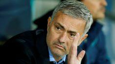 José Mourinho, en un partido en Indonesia. (Reuters)