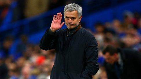 José Mourinho. (Getty)