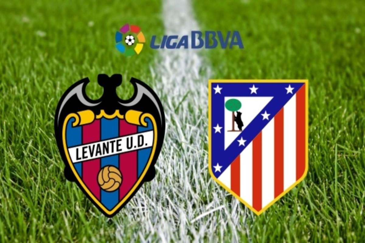 Levante vs Atlético de Madrid