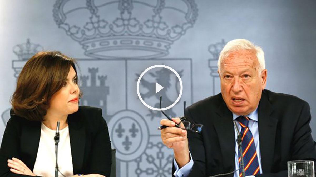 Margallo y Soraya