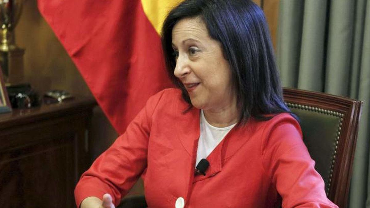 Margarita Robles en una reciente imagen (Foto: Efe).